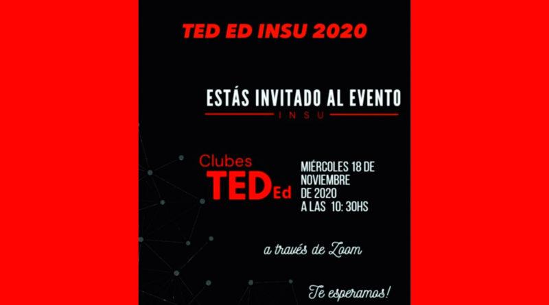 Evento TED Ed INSU en casa 2020